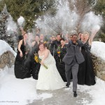 Have a fabulous Winter Wedding at Tewksbury Country Club