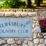 Tewksbury Country Club Entrance