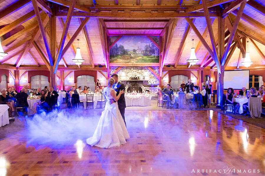 Grand Sequoia Ballroom at Tewksbury Country Club