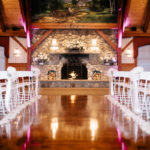 Winter Wedding in the Grand Sequoia Ballroom