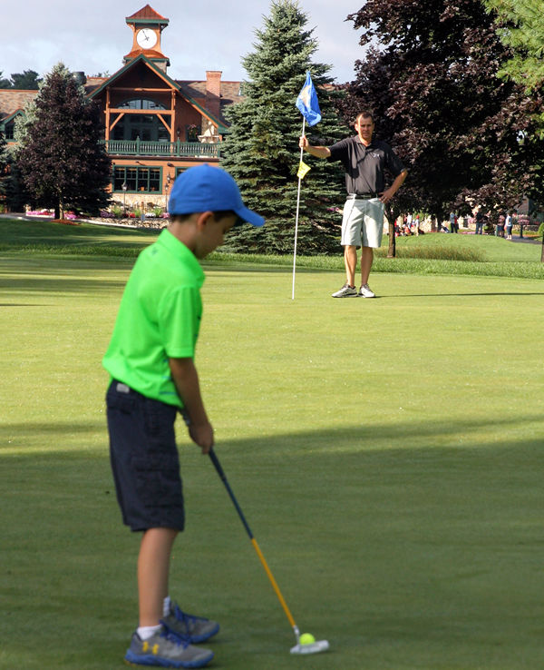 Junior Golf Camp at Tewksbury Country Club
